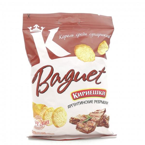 Сухарики Кириешки Baguet — отзывы