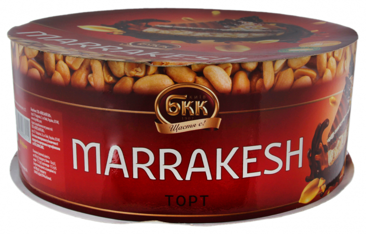 Торт БКК Marrakesh — отзывы