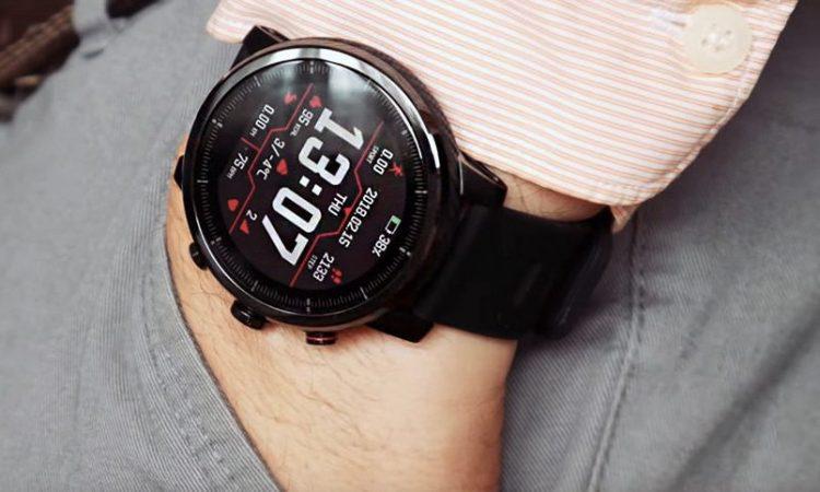 Умные часы Xiaomi Amazfit Stratos — отзывы