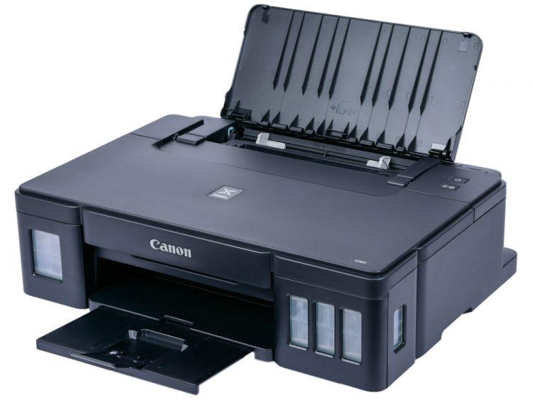 Струйный принтер Canon Pixma G1411 — отзывы