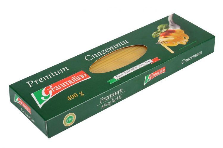Спагетти Granmulino premium — отзывы