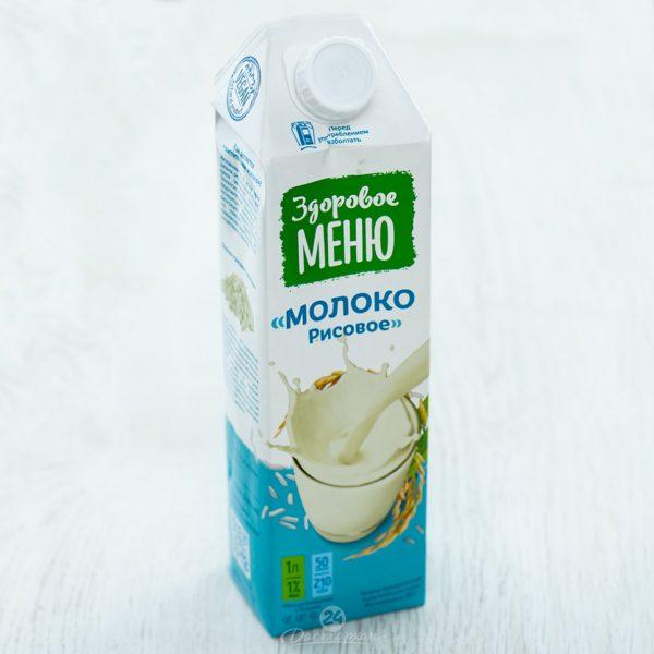 Соевое молоко СоюзПищепром Здоровое меню — отзывы