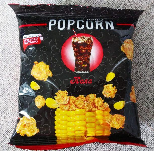 Попкорн KDV Golden Corn — отзывы