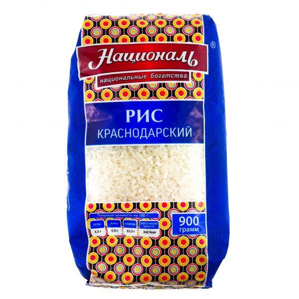 Рис Националь Краснодарский — отзывы