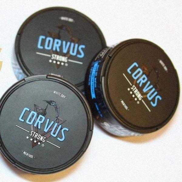 Снюс Corvus — отзывы