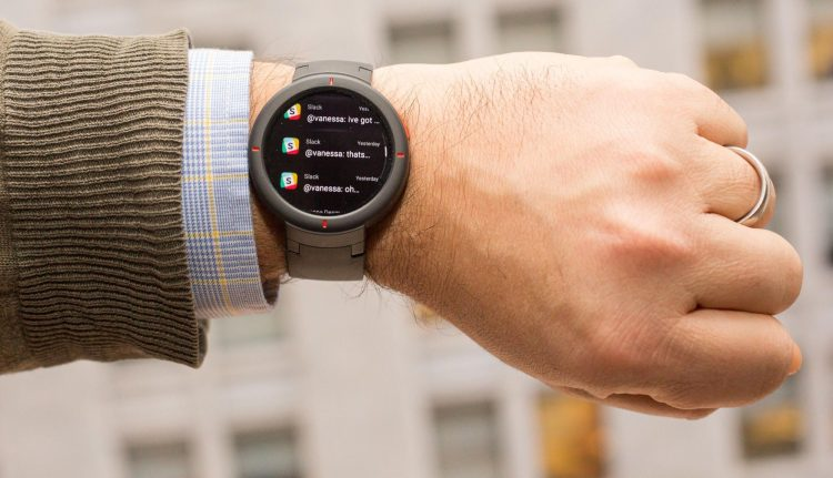 Смарт часы Xiaomi Huami Amazfit Verge — отзывы