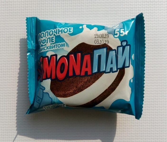 Суфле молочное с бисквитом Simona Пай — отзывы