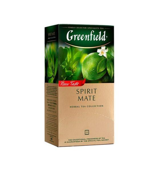 Травяной чай Greenfield Spirit Mate — отзывы