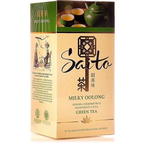 Чай Saito — отзывы