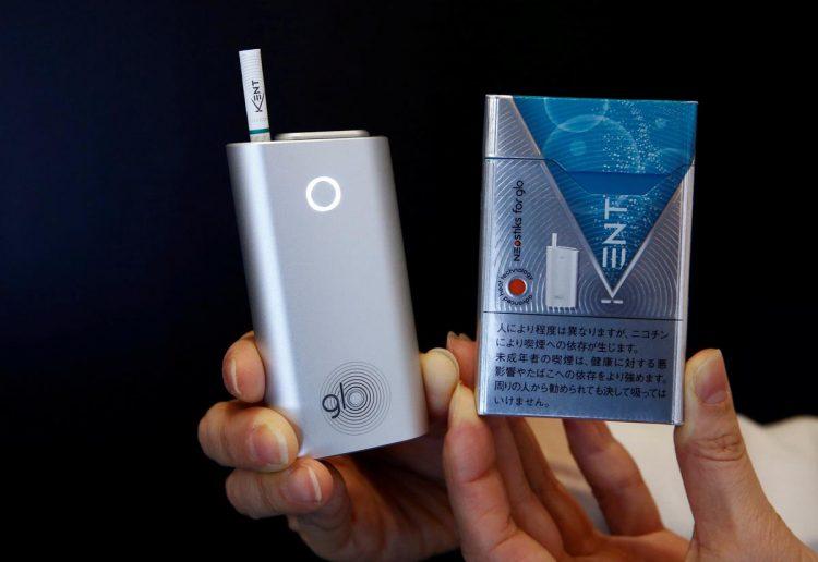 Система нагревания табака British American Tobacco Glo — отзывы