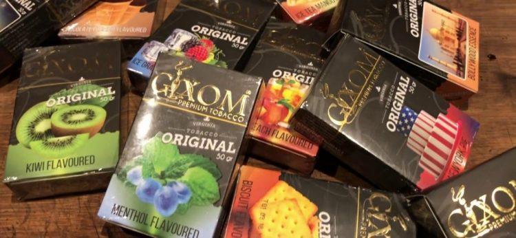 Табак для кальяна Gixom Premium Tobacco — отзывы