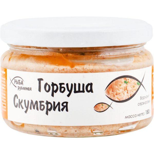 Рыба рубленная Европром Горбуша, скумбрия — отзывы