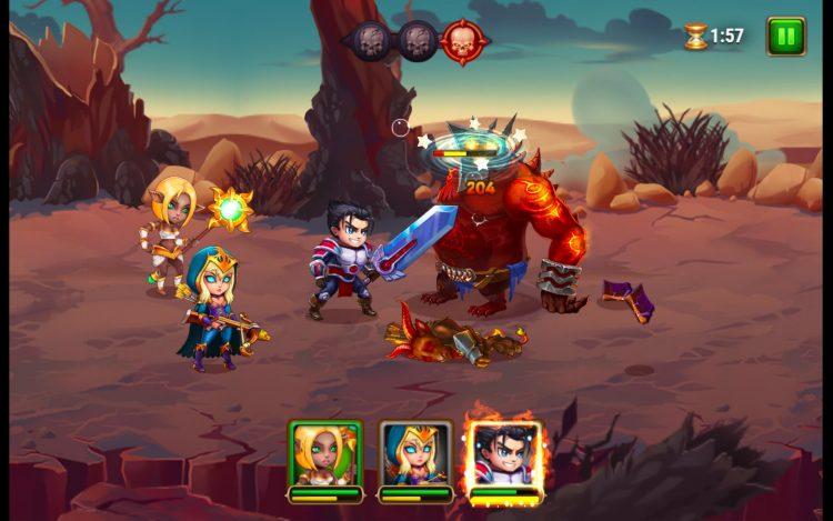 Игра для Android Хроники Хаоса — отзывы