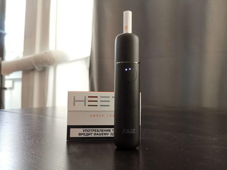 Система нагревания табака jouz 20 — отзывы