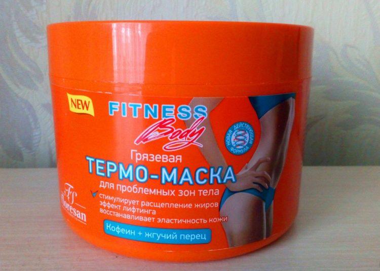 Термо-маска грязевая Floresan Fitness Body Кофеин+жгучий перец — отзывы