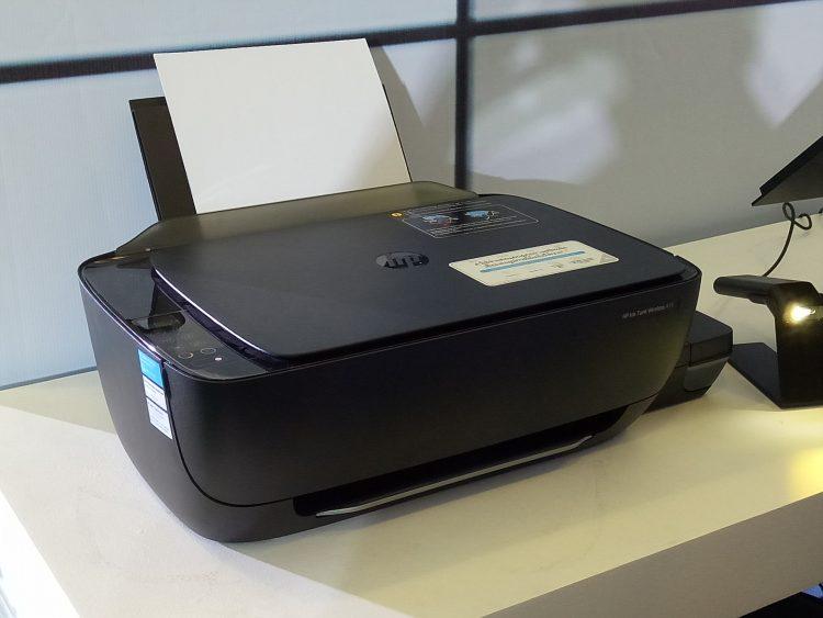 Струйное МФУ HP Ink Tank Wireless 415 — отзывы