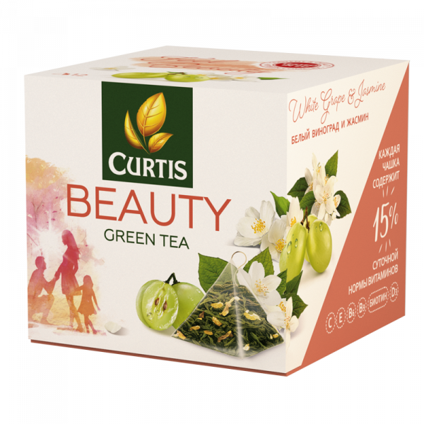 Чай зеленый Curtis Beauty — отзывы