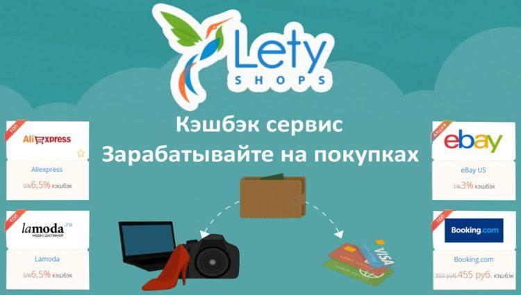 Letyshops отзывы форум как получить деньги кэшбэк
